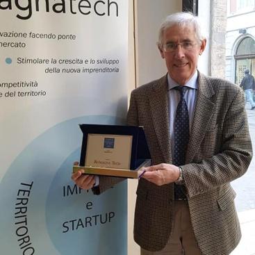 Premio Industry 4.0 a Romagna Tech, conferito da Milano Finanza